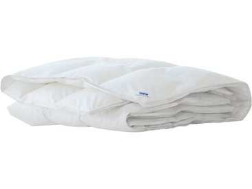 Microfaserbettdecke, Clima Comfort Duo-Decke, Tempur weiß, 155x220 cm weiß Microfaserbettdecke Bettdecken Bettdecken, Kopfkissen Unterbetten Bettdecke