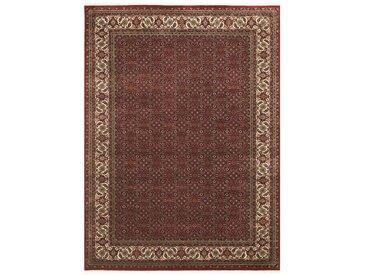 Läufer, Kamaro Herati, OCI DIE TEPPICHMARKE, rechteckig, Höhe 20 mm, manuell geknüpft 12, 80x250 cm, mm rot Fransenteppiche Teppiche