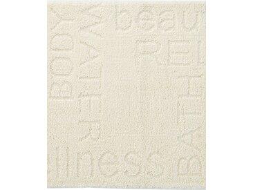 Grund Badematte, Höhe 22 mm WC-Deckelbezug (47 cm x 50 cm), 1 St. beige Badtextilien Badematte