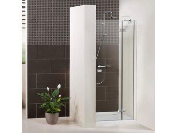 Dusbad Drehtür Vital 1, Anschlag rechts, 77,5 cm Einheitsgröße farblos Duschtüren Duschen Bad Sanitär