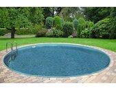 Clear Pool Rundpool Premium Ibiza, (Set) Ø/B/H/L: 300 cm x Breite Höhe 120 Länge, 8000 l weiß Swimmingpools Pools Planschbecken Garten Balkon