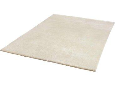 Dekowe Wollteppich Ruth, rechteckig, 18 mm Höhe, Berber-Optik, reine Wolle, Wohnzimmer B/L: 70 cm x 140 cm, 1 St. beige Esszimmerteppiche Teppiche nach Räumen