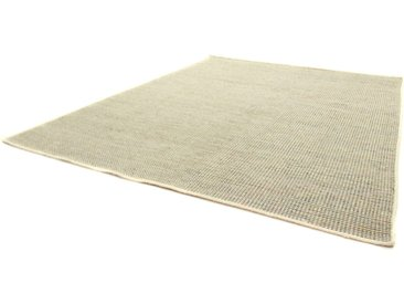 morgenland Wollteppich Kelim Teppich Arvin, rechteckig, 10 mm Höhe, Kurzflor B/L: 170 cm x 240 cm, 1 St. weiß Schurwollteppiche Naturteppiche Teppiche