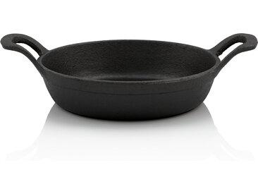 BBQ-Toro Servierpfännchen  Ø 16 cm - rund  Gusseisen Grillpfanne