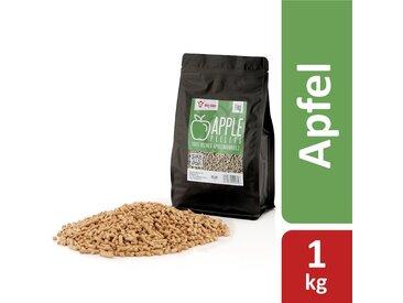 BBQ-Toro 1 kg Apple Pellets aus 100% Apfelbaumholz  Apfelpellets