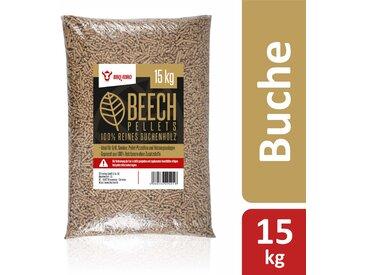 BBQ-Toro 15 kg Beech Pellets aus 100% Buchenholz  Buchenpellets