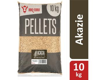 BBQ-Toro 10 kg Acacia Pellets aus 100% Akazienholz  Akazienpellets