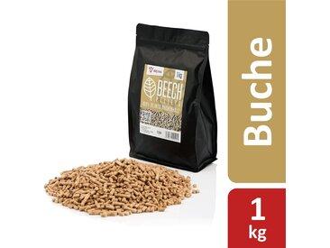 BBQ-Toro 1 kg Beech Pellets aus 100% Buchenholz  Buchenpellets