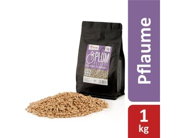 BBQ-Toro 1 kg Plum Pellets aus 100% Pflaumenholz  Pflaumenpellets