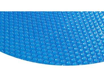 Zelsius - blaue runde Solarfolie Poolheizung 400µ, 5 Meter