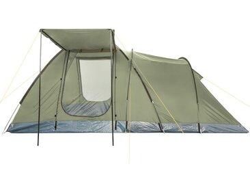 CampFeuer - 5 Pers. Kuppelzelt, olivgrün, 3000 mm WS