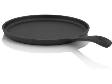 BBQ-Toro Gusseisen Pancakepfanne  Ø 19 cm  Gusseisen Grillpfanne