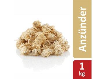 BBQ-Toro Grillanzünder  1 kg  Anzündwolle Kaminanzünder Holzwolle