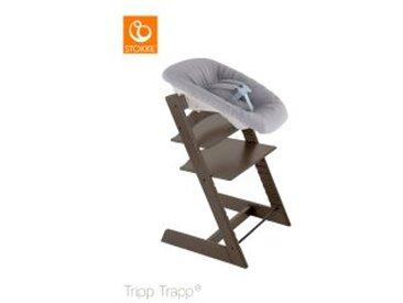 Treppenhochstuhl inkl. Newborn Set