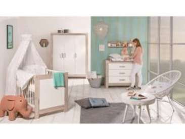 3-tlg. Babyzimmer Nordic Halifax
