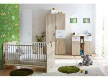 3-tlg. Babyzimmer Nico