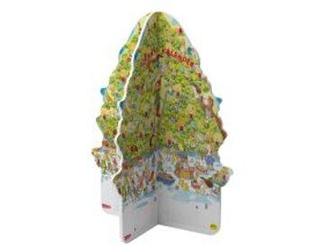 Pixi Adventskalender in Weihnachtsbaum-Form
