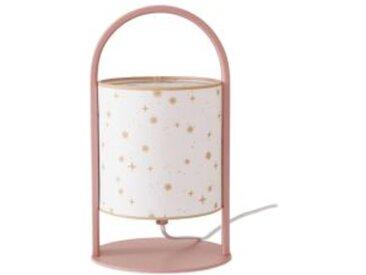 Kinder Nachttischlampe mit Griff, Sterne