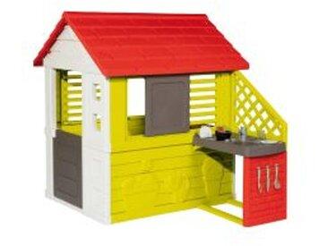 Spielhaus mit Sommerküche
