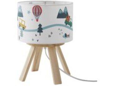 """Nachttischlampe für Kinderzimmer """"Berge"""""""