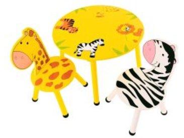 Kindersitzgruppe Savanne