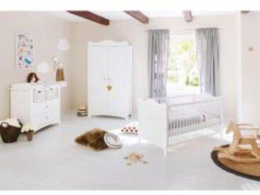 3-tlg. Babyzimmer Florentina breit
