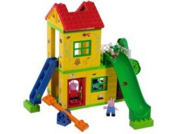 Baustein-Set Peppa Pig Spielhaus