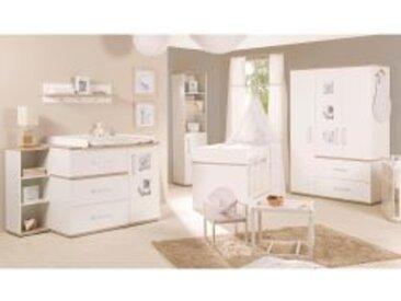 3-tlg. Babyzimmer Moritz