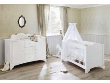 2-tlg. Babyzimmer Pino extrabreit