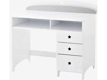 """Schreibtisch """"Sirius"""", Arbeitshöhe 75 cm weiß"""