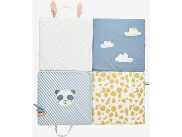 "Baby Spielmatte ""Panda"", faltbar mehrfarbig bedruckt"