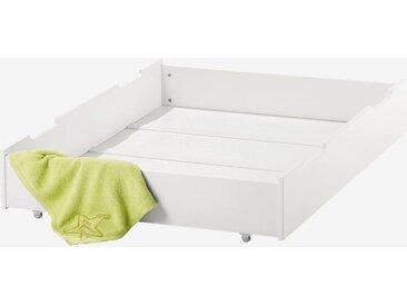 Bettkasten für mitwachsende Betten weiß