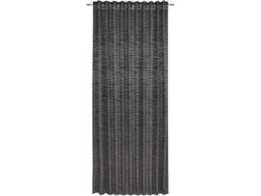 Esposa FERTIGVORHANG blickdicht 140/245 cm , Grau, Wellen, 140x245 cm