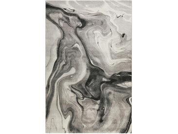 Novel WEBTEPPICH 200/290 cm Grau, Grau , Abstraktes, 200x290 cm