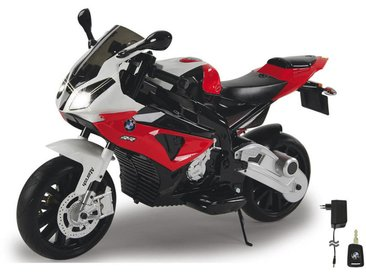 XXXLutz KINDERMOTORRAD JAMARA Motorrad BMW S1000RR , Weiß, Kunststoff, 48x63x109 cm