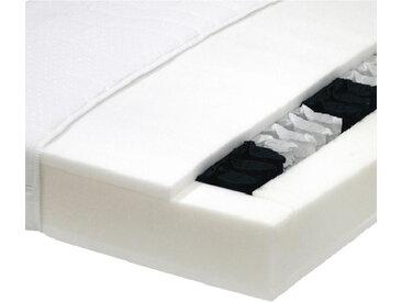 Carryhome TASCHENFEDERKERNMATRATZE Höhe ca. 19 cm , Weiß, H3=fest ab ca.80kg, 90 cm