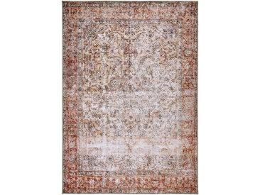 Novel VINTAGE-TEPPICH 190/290 cm Orange , Abstraktes, 190x290 cm