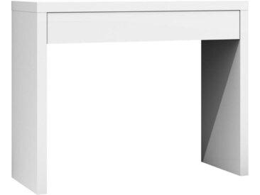 Ti`me KONSOLE Weiß , 40x83x104.6 cm