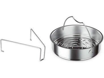 Fissler DAMPFEINSATZ, Grau, Metall