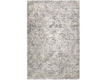 Esprit WEBTEPPICH 133/200 cm Grau , Floral, 133x200 cm