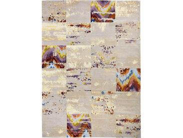 Novel VINTAGE-TEPPICH 160/230 cm Grau, Mehrfarbig , Grau, Mehrfarbig, Vintage, 160 cm