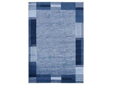 Novel WEBTEPPICH 240/290 cm Blau , Graphik, 240x290 cm