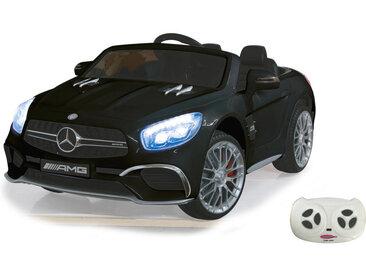 XXXLutz KINDERAUTO JAMARA Mercedes-AMG SL 65 , Schwarz, Silber, Kunststoff, 75x42 cm