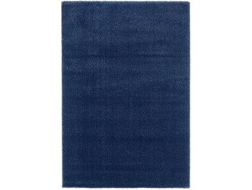 Novel WEBTEPPICH 200/290 cm Blau , Uni, 200x290 cm
