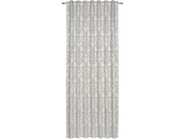 Esposa FERTIGVORHANG blickdicht 140/245 cm , Grau, Abstraktes, 140x245 cm