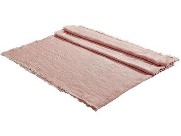 Esposa: TISCHDECKE Textil Rosa 130/170 cm