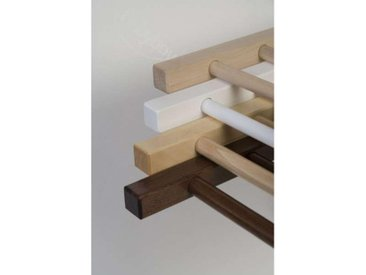 Babybay BEISTELLBETT Babybay Maxi Buche braun , Holz, 54x79x96 cm
