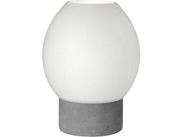 Tischleuchte, Weiß, H 24