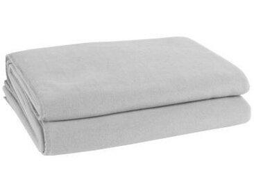 Zoeppritz: FLEECEDECKE 160/200 cm Grau