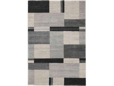 Novel WEBTEPPICH 240/340 cm Grau , Abstraktes, 240x340 cm